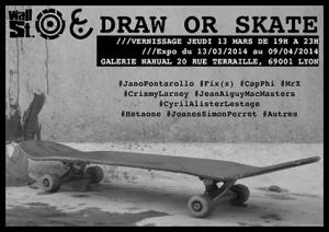 Draw or Skate